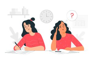 woman planning for a working capital loan in Singapore for her company