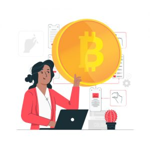 woman planning on investing in crypto in Singapore